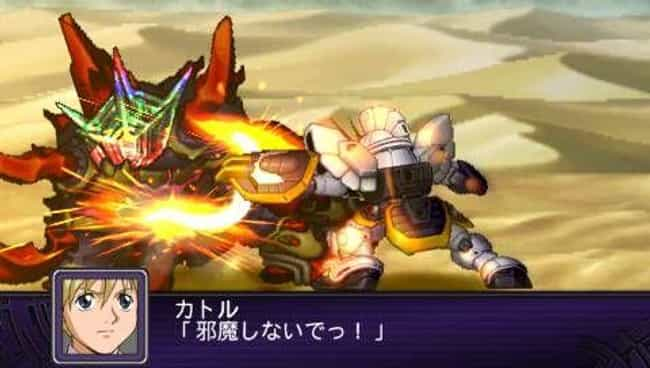 Super Robot Wars Z2: Hakai-hen is listed (or ranked) 2 on the list The 20 Best Japanese Exclusive Anime Games Never Released In America