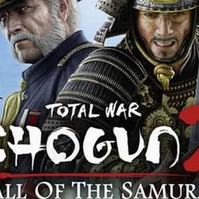 Total War: Shogun 2: Fall of t is listed (or ranked) 6 on the list The Best Samurai Games, Ranked