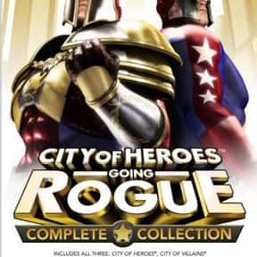 City of Heroes: Going Rogue is listed (or ranked) 1 on the list The Best MMORPG Games of All Time
