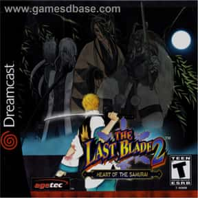 The Last Blade 2 is listed (or ranked) 3 on the list The Best Neo Geo Fighting Games