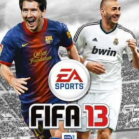 FIFA 13 is listed (or ranked) 24 on the list The Most Popular Wii U Games Right Now