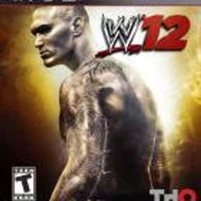 WWE '12 is listed (or ranked) 23 on the list The Best Wrestling Games of All Time