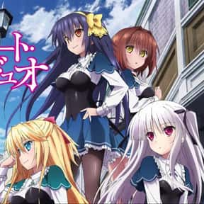Absolute Duo is listed (or ranked) 12 on the list The Best Anime Like The Testament of Sister New Devil