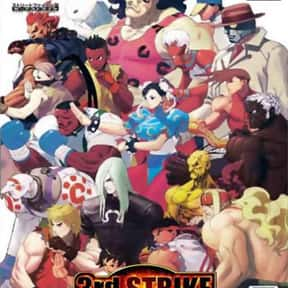 Street Fighter III: 3rd Strike is listed (or ranked) 10 on the list The Best Fighting Games of All Time
