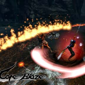 Core Blaze is listed (or ranked) 25 on the list The Best Free to Play MMORPG Games of All Time