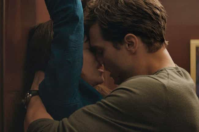 Fifty Shades of Grey is listed (or ranked) 1 on the list Celebrated Fictional Relationships That Are Actually F'ed Up
