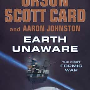Earth Unaware is listed (or ranked) 11 on the list The Best Orson Scott Card Books