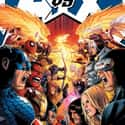 Avengers vs. X-Men: It's Comin... is listed (or ranked) 6 on the list The Best Avengers Versions Of All Time