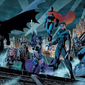 Batman: Hush is listed (or ranked) 23 on the list The Greatest Graphic Novels and Collected Editions