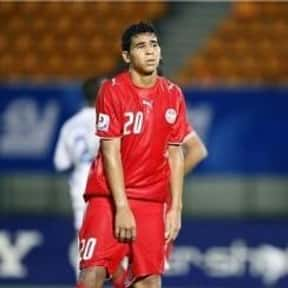 Oussama Boughanmi is listed (or ranked) 3 on the list List of Famous Handball Players