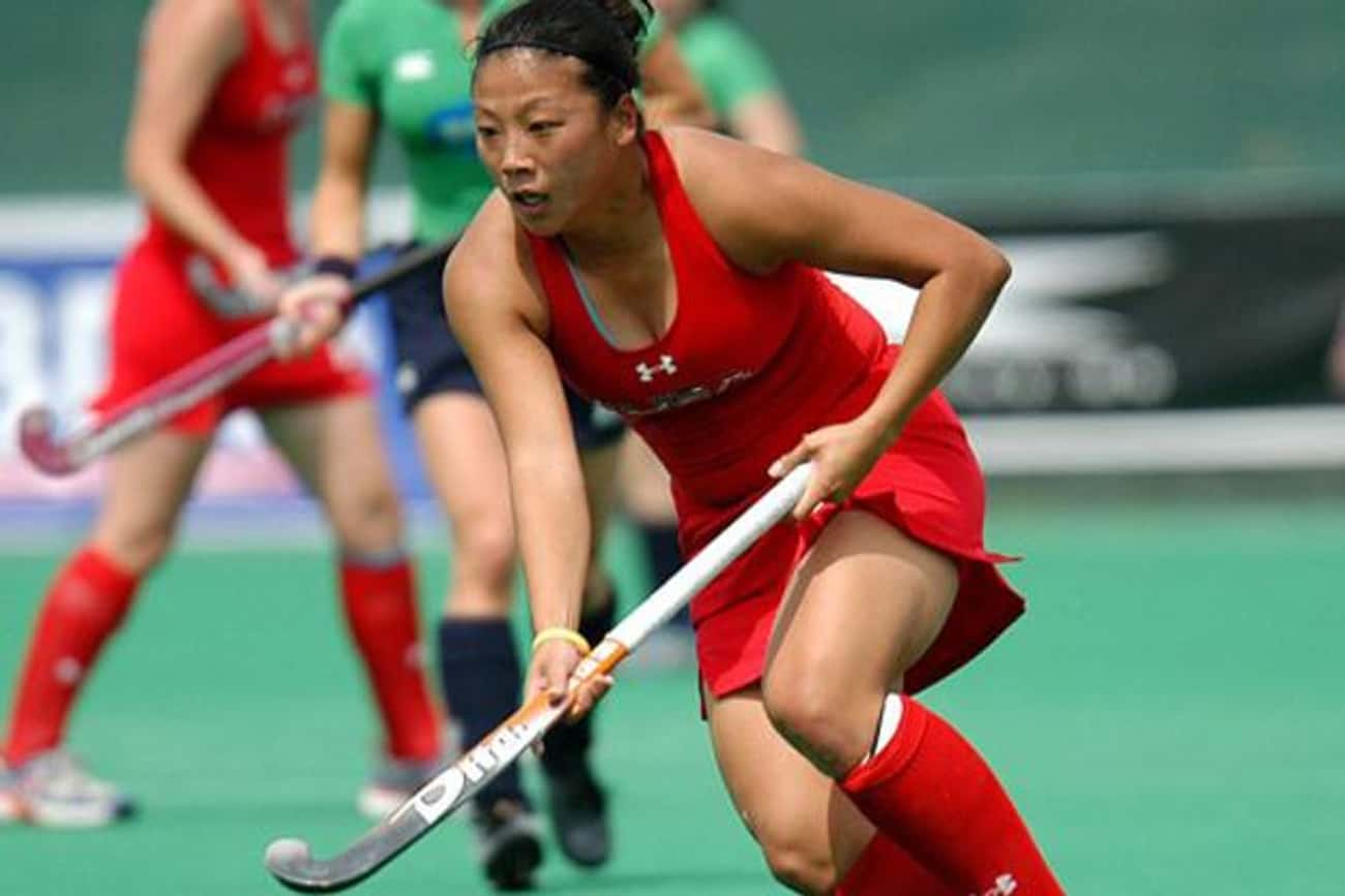 Kayla Bashore-Smedley is listed (or ranked) 3 on the list Famous Female Field Hockey Players