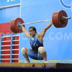 Ilya Ilyin is listed (or ranked) 11 on the list The Best Olympic Athletes in Weightlifting