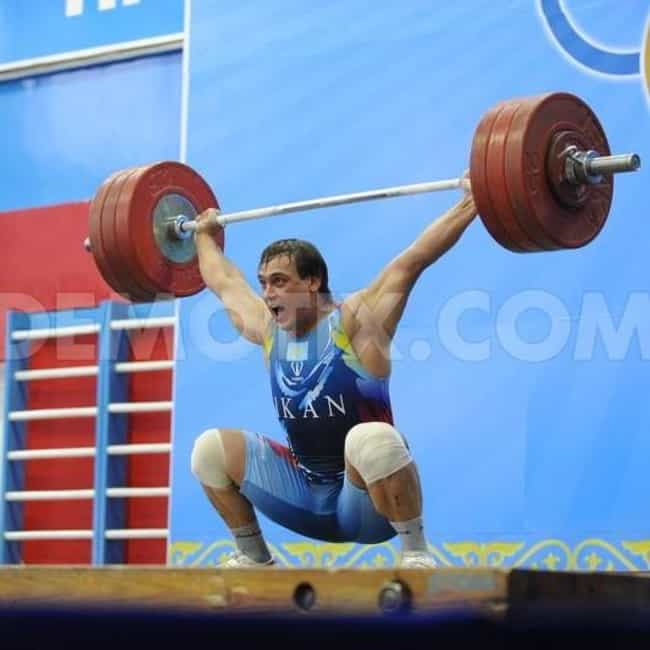 Ilya Ilyin is listed (or ranked) 2 on the list The Best Olympic Athletes from Kazakhstan