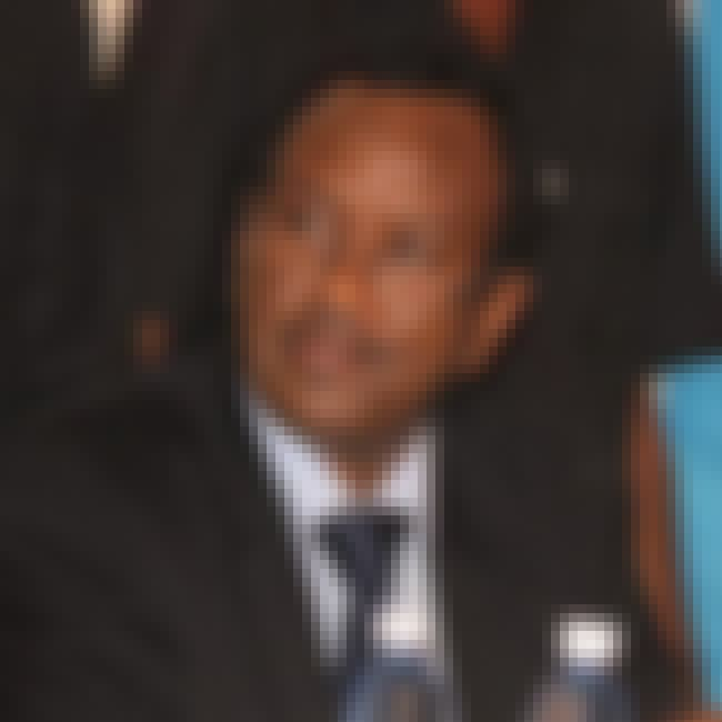 Abdi Farah Shirdon Saaid is listed (or ranked) 1 on the list Famous Politicians from Somalia