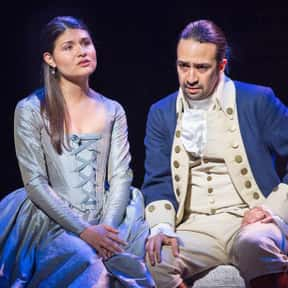 Phillipa Soo is listed (or ranked) 18 on the list The Best Broadway Stars of the 21st Century