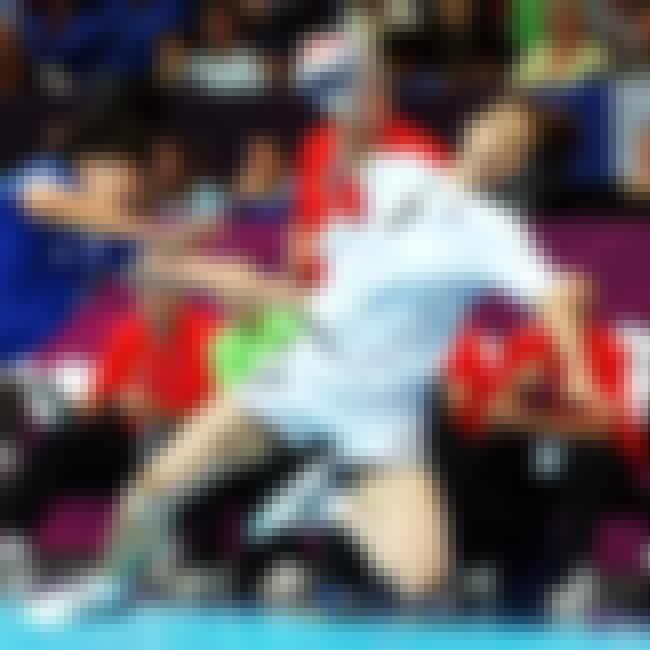 Gwon Han Na is listed (or ranked) 3 on the list Famous Handball Players from South Korea