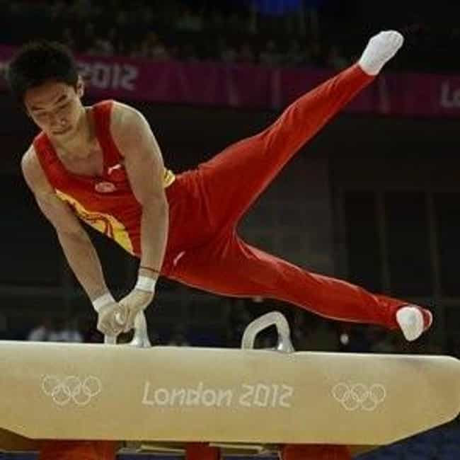 Cristian Ioan Bataga is listed (or ranked) 3 on the list Famous Gymnasts from Romania