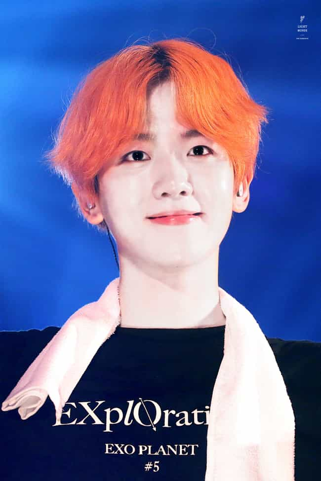 Baekhyun is listed (or ranked) 2 on the list Who Is Your Favorite SuperM Member?