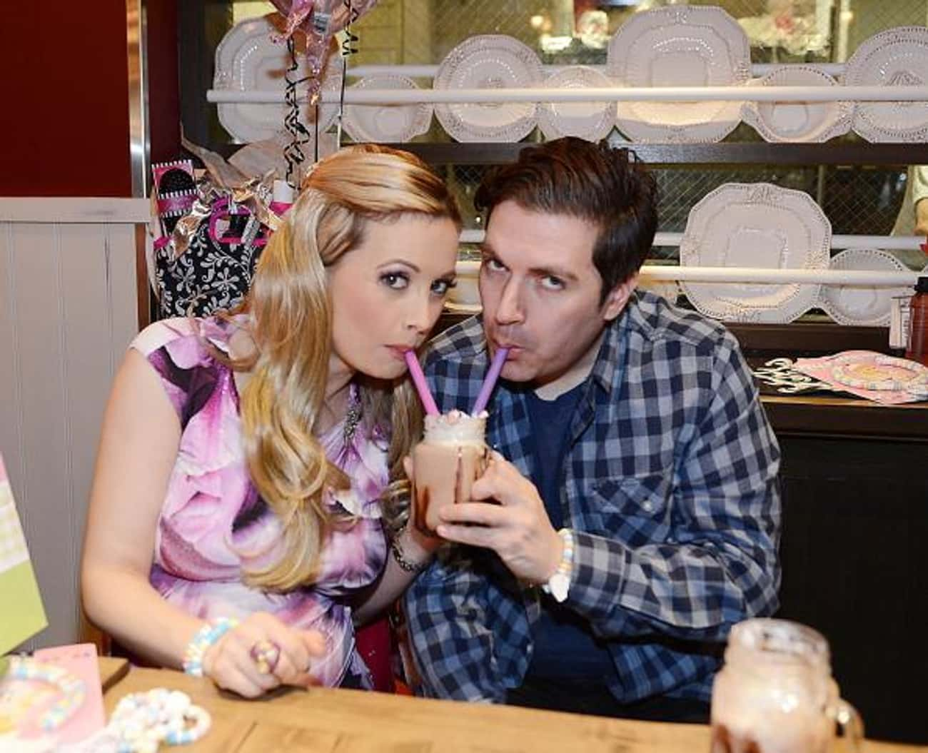 Pasquale Rotella is listed (or ranked) 1 on the list Holly Madison's Loves & Hookups
