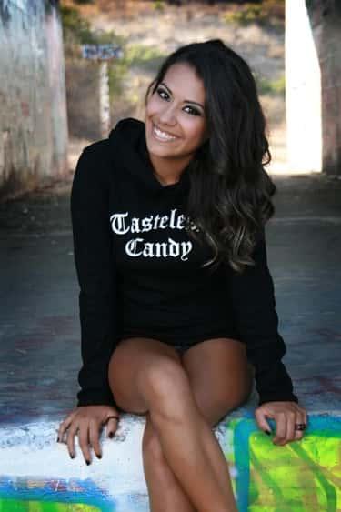 Hispanic girls sexy hot Top 15