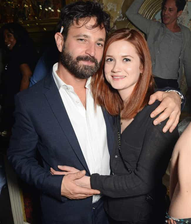 Simon Hammerstein is listed (or ranked) 2 on the list Bonnie Wright Loves and Hookups