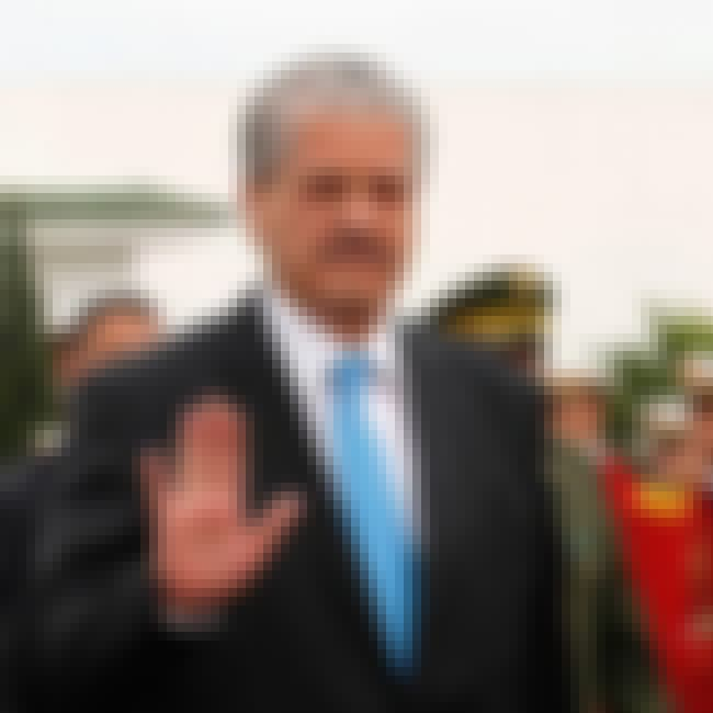 Abdelmalek Sellal is listed (or ranked) 2 on the list Famous Politicians from Algeria