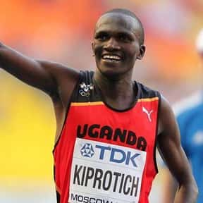Stephen Kiprotich is listed (or ranked) 11 on the list The Best Athletes Of All Time