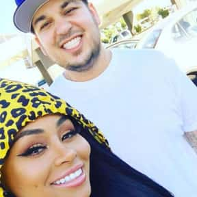 Blac Chyna is listed (or ranked) 7 on the list Celebrities You're Sick Of In 2018