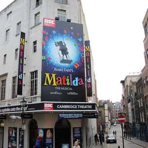 Matilda the Musical is listed (or ranked) 18 on the list The Best Broadway Musicals of the 2000s