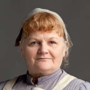 Mrs. Patmore is listed (or ranked) 25 on the list Current TV Characters You Would Hire