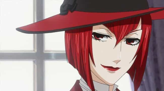 Madam Red is listed (or ranked) 4 on the list Which Anime Villain Are You, Based On Your Zodiac Sign?