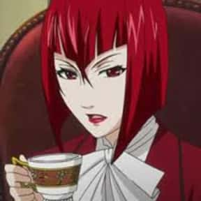 Madam Red is listed (or ranked) 17 on the list All Black Butler Characters, Ranked Best to Worst