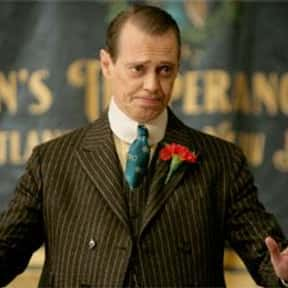 Nucky Thompson is listed (or ranked) 23 on the list The Greatest Mobsters & Gangster of Film and TV