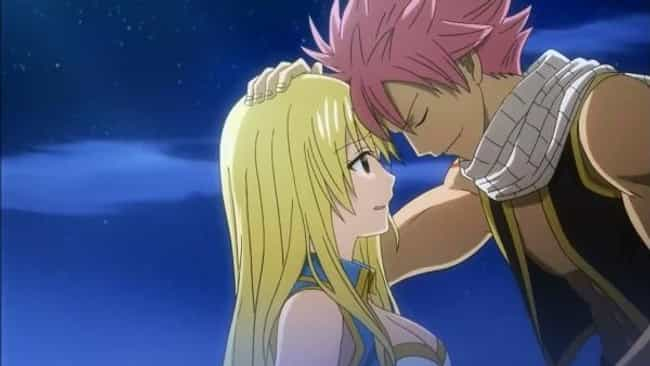 Cute anime couples ranking the best relationships in anime lucy heartfilia is listed or ranked 4 on the list the cutest anime couples altavistaventures Image collections