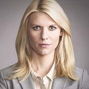 Carrie Mathison is listed (or ranked) 22 on the list The Best Conspiracy Characters In Movies & TV