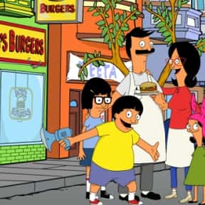 Bob Belcher is listed (or ranked) 21 on the list The Funniest Characters Currently on TV
