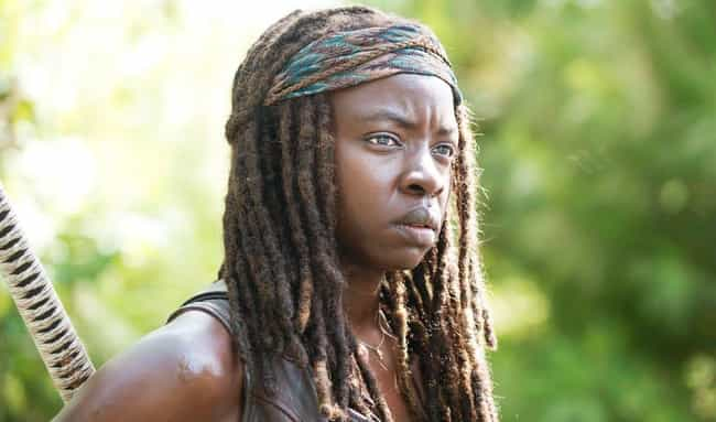Michonne is listed (or ranked) 2 on the list The Strongest Survivors On 'The Walking Dead,' Ranked