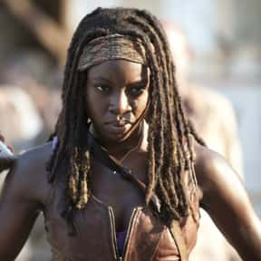 Michonne is listed (or ranked) 11 on the list The Greatest Female TV Characters of All Time
