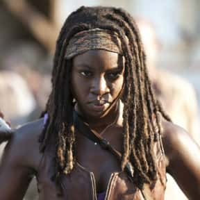 Michonne is listed (or ranked) 4 on the list The Best Walking Dead Characters, Ranked