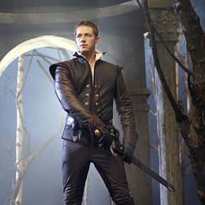 David Nolan is listed (or ranked) 19 on the list The Best Once Upon a Time Characters