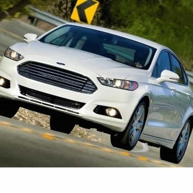 2013 Ford Fusion is listed (or ranked) 3 on the list The Best Ford Fusions of All Time