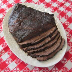 Brisket is listed (or ranked) 9 on the list The Best Cut of Steak