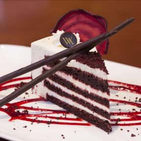 Red Velvet Cake is listed (or ranked) 5 on the list Every Single Type of Cake, Ranked by Deliciousness