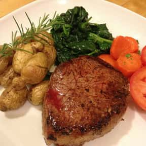 Filet Mignon is listed (or ranked) 2 on the list The Best Cut of Steak