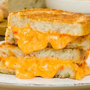 Grilled cheese sandwich is listed (or ranked) 11 on the list The Best American Foods