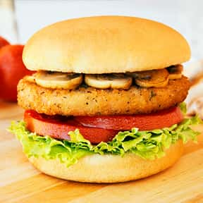 Veggie Burgers is listed (or ranked) 17 on the list The Best Pescatarian Foods