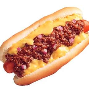 Chili Dogs is listed (or ranked) 6 on the list The Worst Foods to Eat on a Date