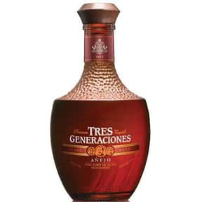 Tres Generaciones is listed (or ranked) 9 on the list Tequila Test