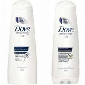 Dove is listed (or ranked) 2 on the list The Best Shampoo Brands