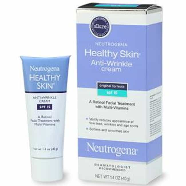 Neutrogena Healthy Skin Anti-W... is listed (or ranked) 1 on the list The Best Anti-Aging Moisturizer